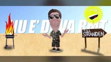 Musikvideo: Funky Berry - Samma Sommar