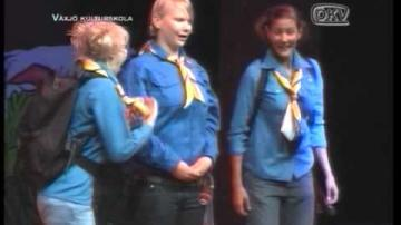 ÖKV Play - Linnépatrullen - Kulturskolans Linnéshow