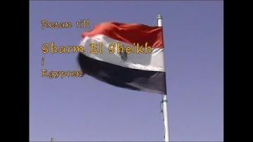 En resa runt Egypten del 2 - Sharm el Sheikh