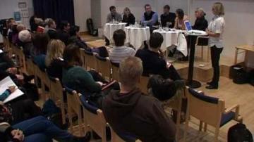 ÖKV Play - Invigning av Mångfaldens år 2010 - paneldebatt