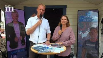 Val 2018 - Valstugan (M) - Regionen i ett svårt läge