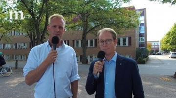 Val 2018 - Valstugan (M) - Samtal om den oroväckande utvecklingen på BUP