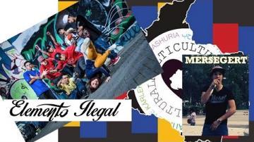 Hiphop/Rap/Soul/Funk  på  BG. MERSEGERT och ELEMENTO ILEGAL från projektet Multicultural