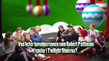 ÖKV Play: Barnens Egen Julkalender - Lucka 1