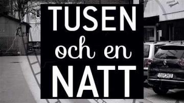 Tusen och en natt - Bergendahlska gården / BG Musik