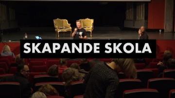 Filmen som uttryck i skolan: Filmskapande i skolan / Skapande skola