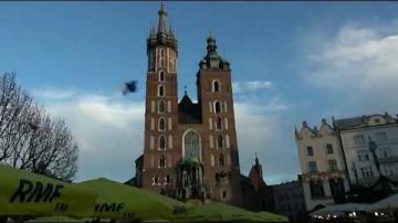 Sven Petterssons julresa till Krakow
