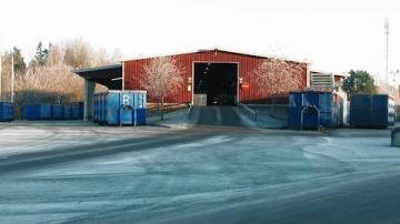 Ny återvinningscentral & återbruksby för ett växande Växjö