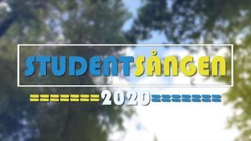 STUDENTSÅNGEN 2020