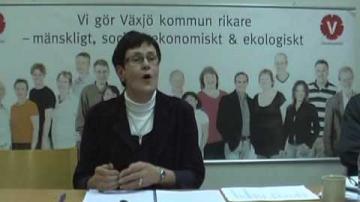 ÖKV Play - Vänstern i rutan, med Eva-Britt Svensson: Varför bry sig om att rösta i EU-valet?