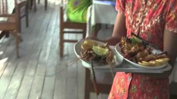 Resan till det gyllene landet Burma - Del 4