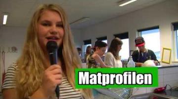 Reportage om Matprofilen