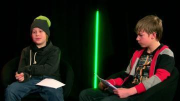 ÖKV Play - Barnens Egen TV: LoL-Nytt avsnitt 2