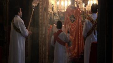 ÖKV Play - Gudstjänst i syrisk-ortodoxa kyrkan i Diyarbakir, Turkiet
