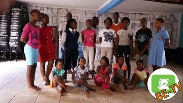 ÖKV Play - Barnens Egen TV: Young Sport Minds in South Africa